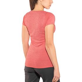 Millet Itasca Short Sleeve Shirt Dam hibiscus